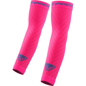 Dynafit Ultra Arm Guards, fluo pink